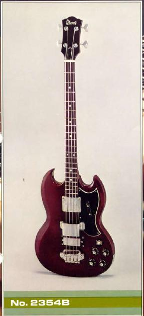 Ibanez Collectors World: Value of a 2354SB Ibanez \