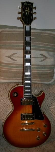 Les Paul Custom 2350CS (I think)