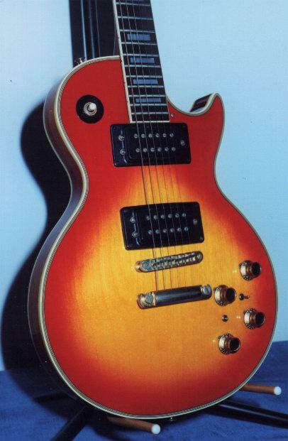 guitar front close