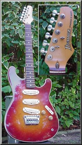 Ibanez Collectors World Does anybody own a Roadstar