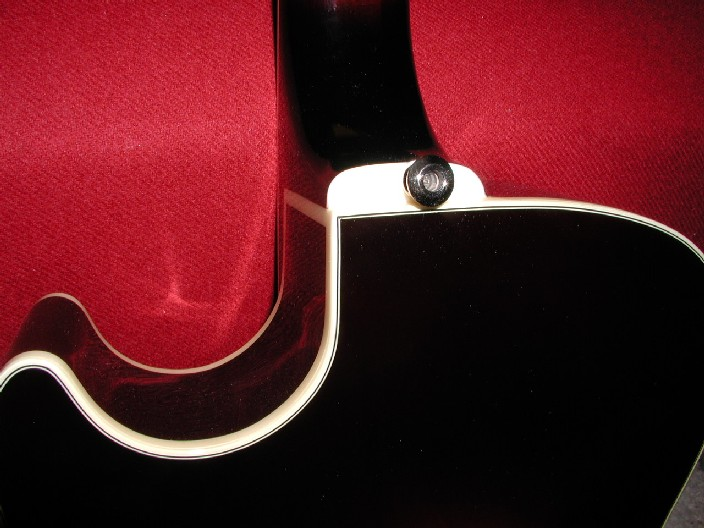Ibanez Collectors World Ag195 Strap Button