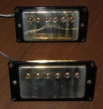 Ibanez Collectors World: Pickups: Super 70s, 80s, 58s, What\'s the ...