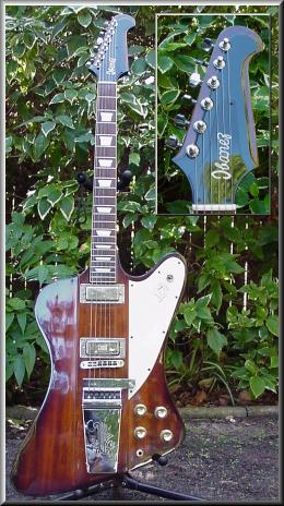 1975 Firebrand with Bolt neck