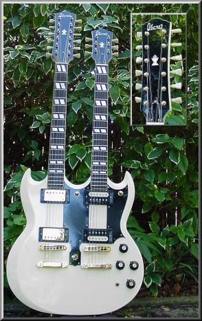 1976 12/6 SG Double Bolt Necks