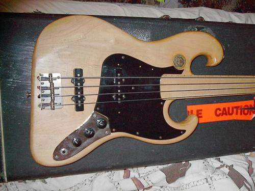 black eagle bass